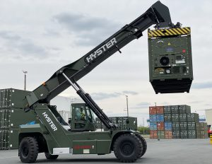 REACHSTACKERS TO THE GERMAN ARMED FORCES