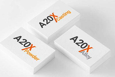 branding and design a20x