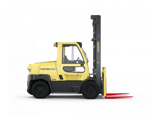 """Drive It Like a Diesel"" – the Latest Advances in Hyster® Lithium-ion Lift Trucks"