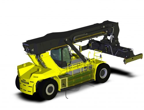 Hyster Discusses 'total Port Electrification'