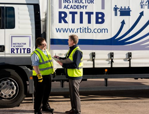 Updated LGV Instructor course to help employers tackle driver shortage